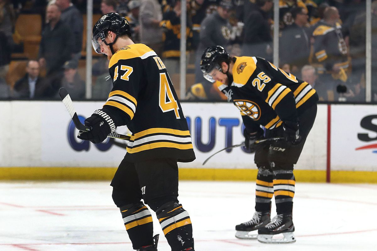 2019 Stanley Cup Finals: St. Louis Blues Vs Boston Bruins At TD Garden