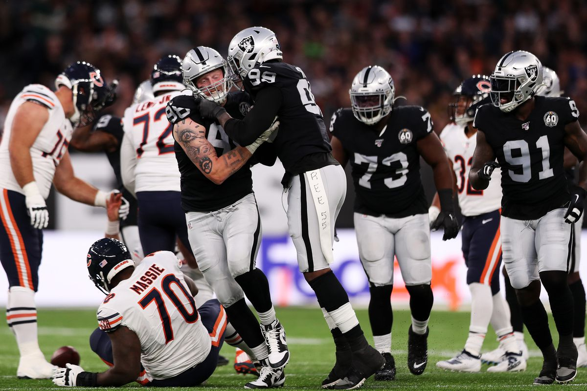 2020 Record Predictions AFC West Raiders