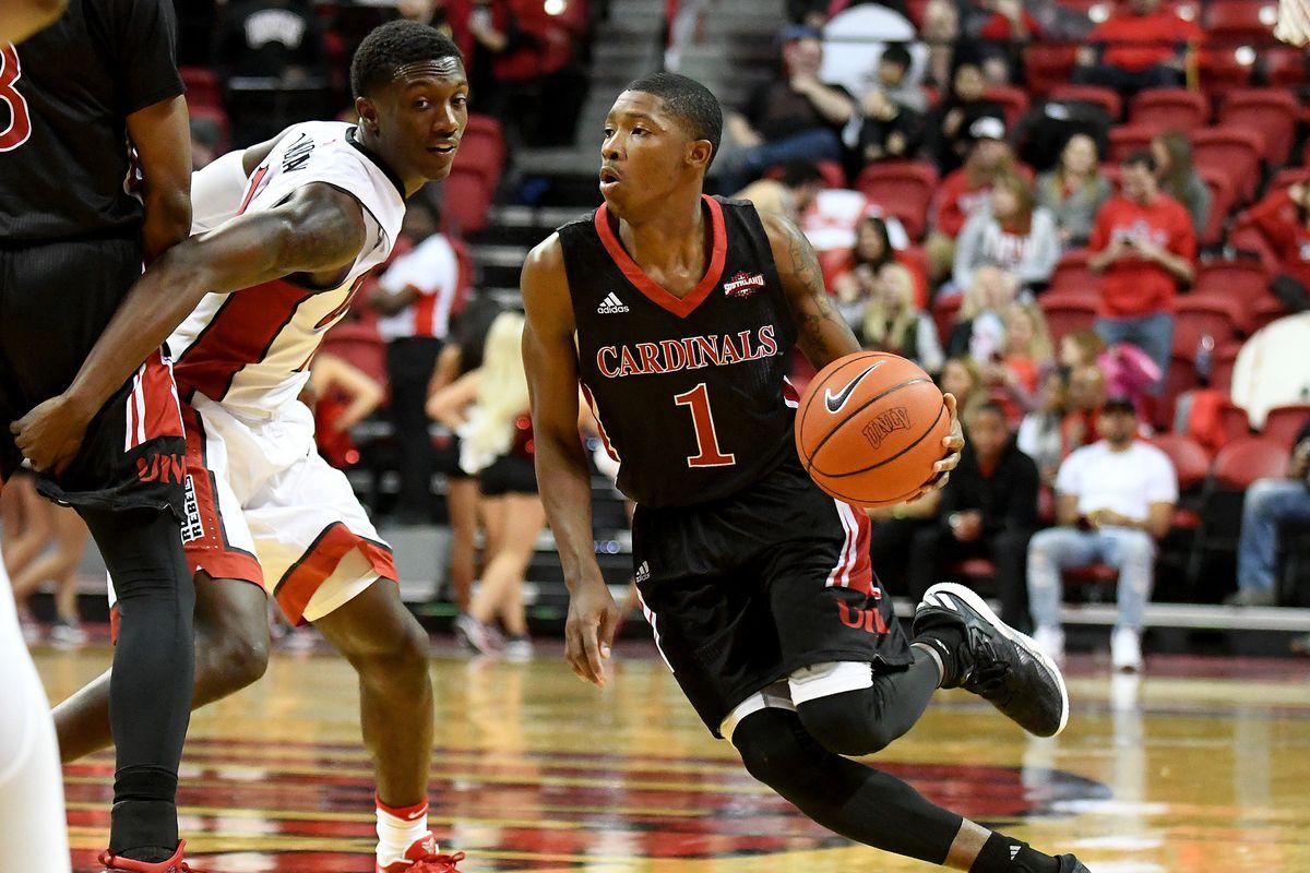 NCAA Basketball: Incarnate Word at UNLV