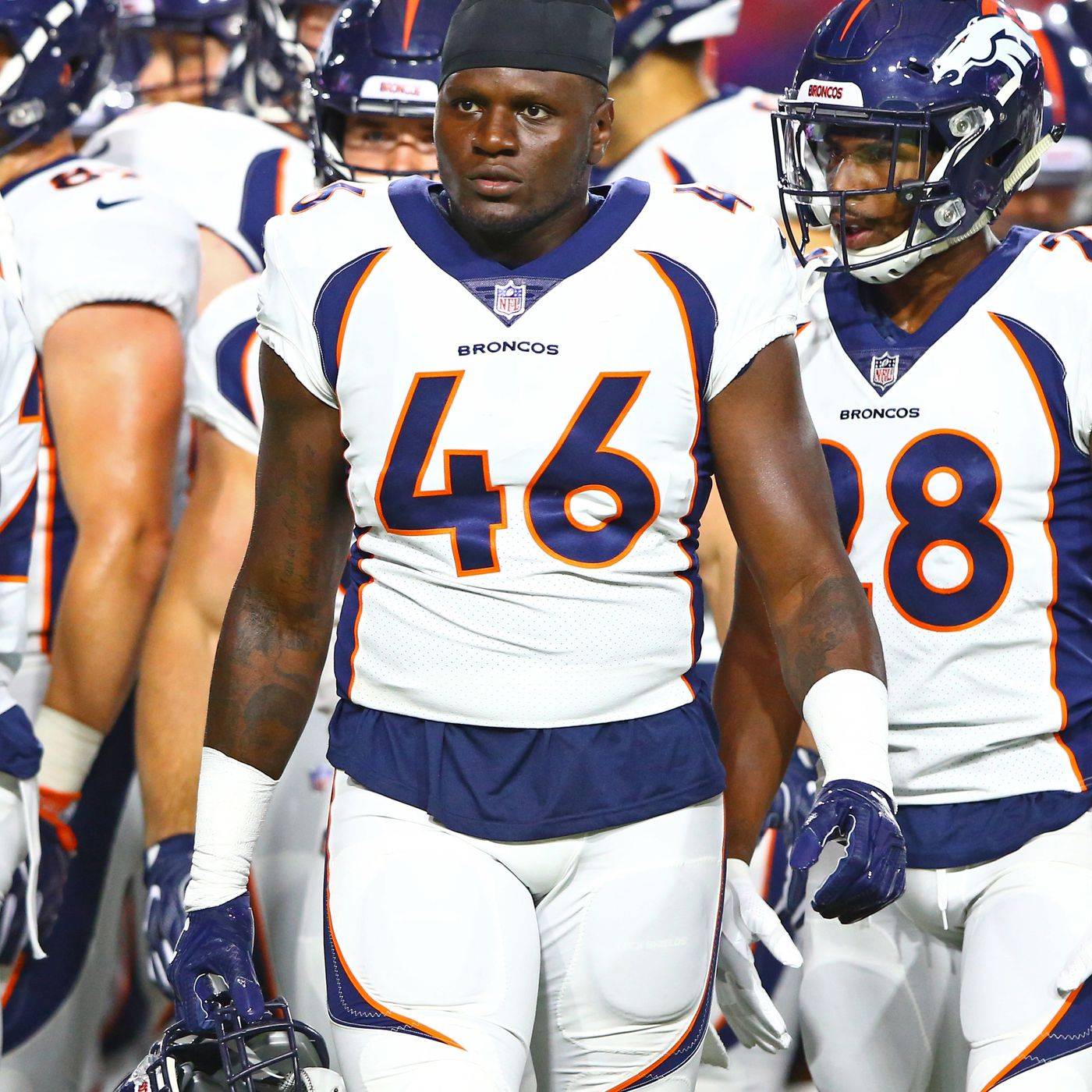 52d7ec4c Who are some young players that could improve under the Broncos new ...