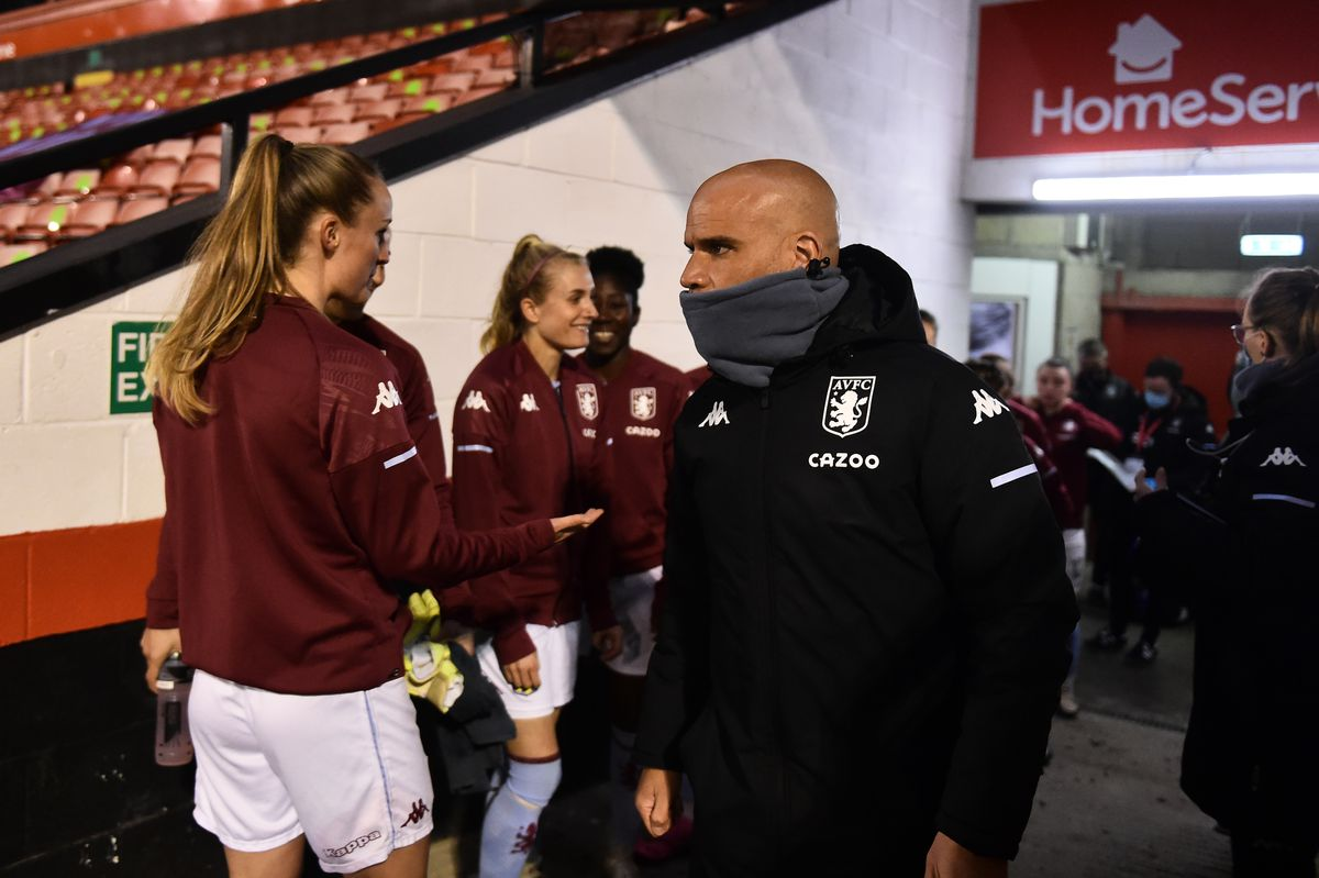 Aston Villa Women v Brighton & Hove Albion Women - Barclays FA Women's Super League