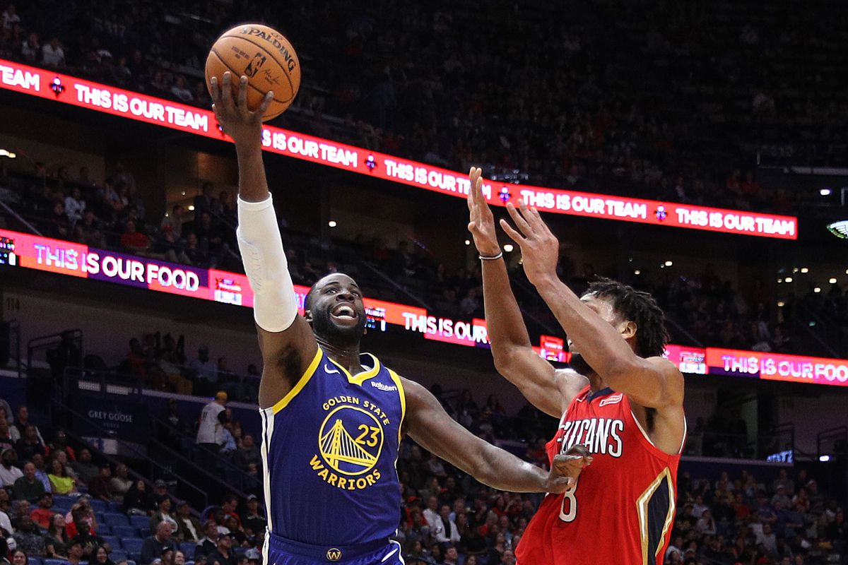 Preview: Golden State down to nine active players for Sunday matinee in New Orleans