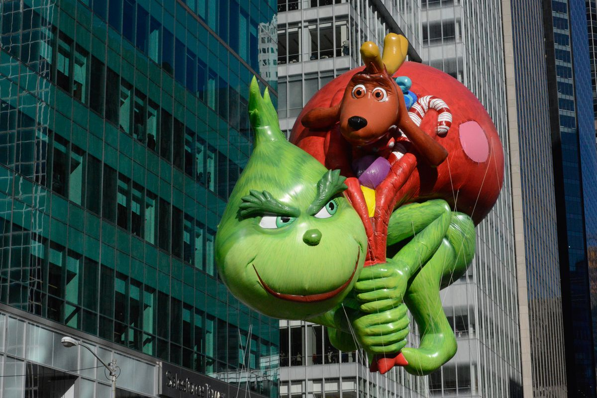 Annual Thanksgiving Day Parade Held In New York