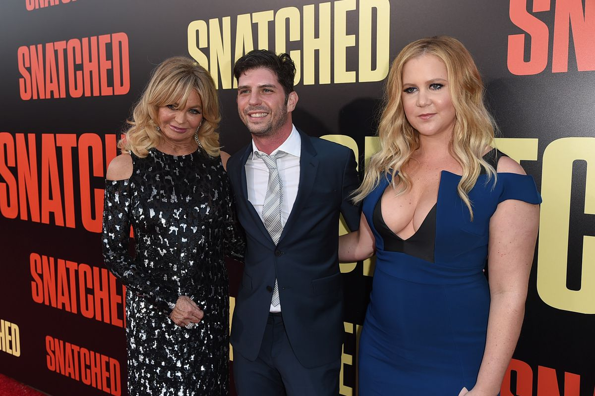 Premiere Of 20th Century Fox's 'Snatched' - Red Carpet