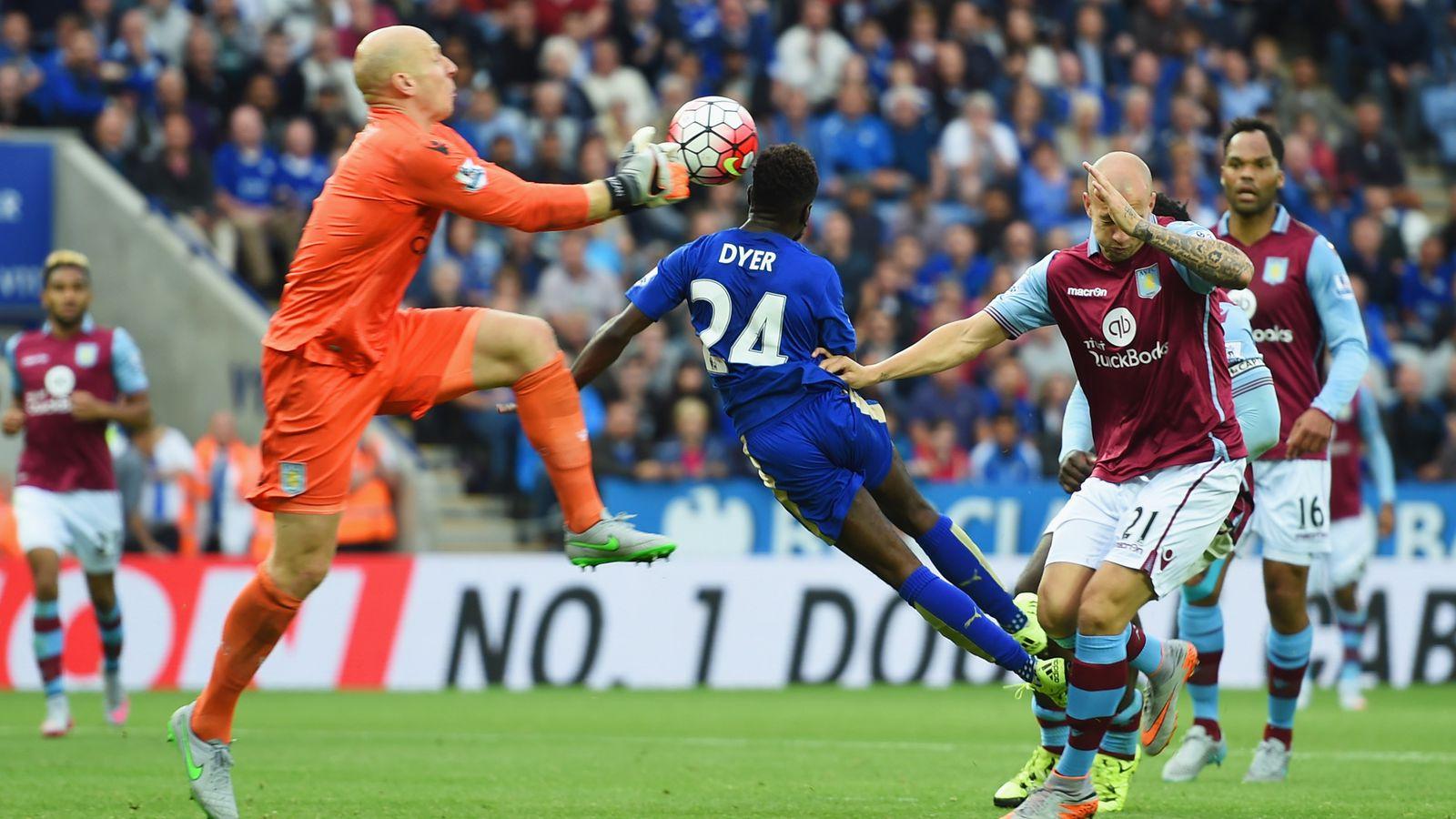 Aston Villa vs Leicester City 2016: News, Highlights ...