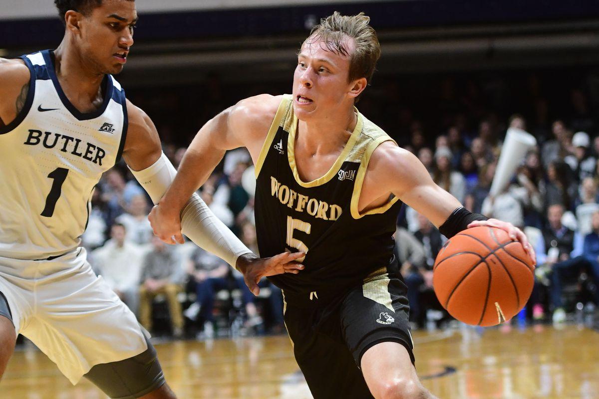 NCAA Basketball: Wofford at Butler