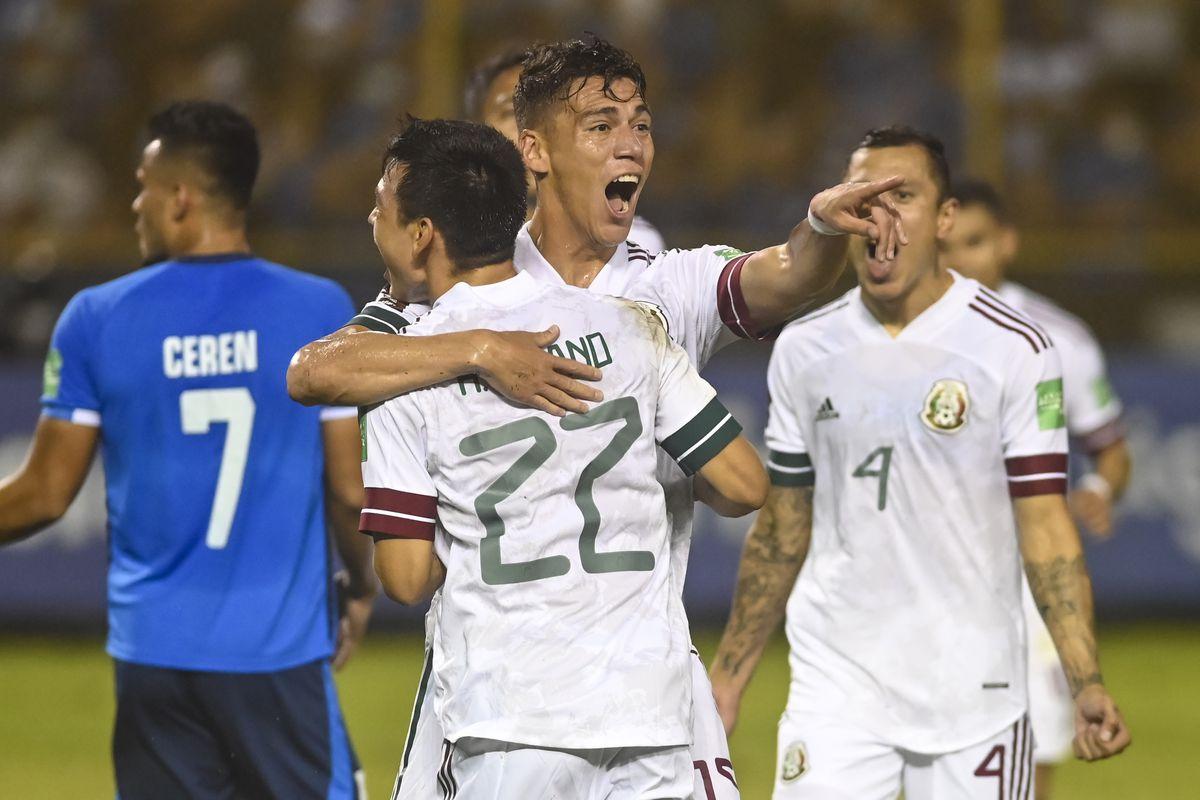 El Salvador v Mexico - Concacaf 2022 FIFA World Cup Qualifiers
