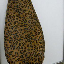 Ponyhair sling bag, $259