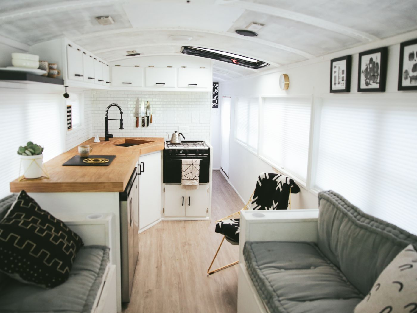 Diy Camper Conversion 5 Surprising Vehicles For A Home On Wheels Curbed