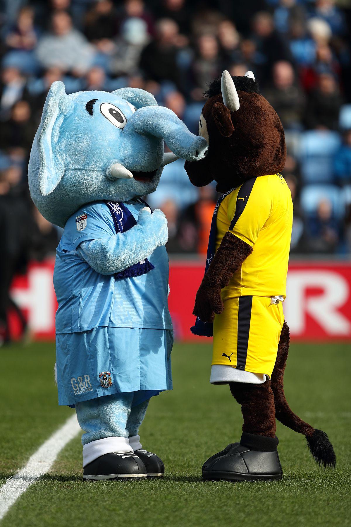 Coventry City v Oxford United - Sky Bet League One