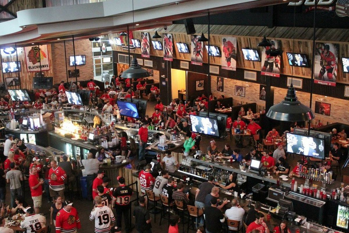Toby Keith's I Love This Bar & Grill in Rosemont