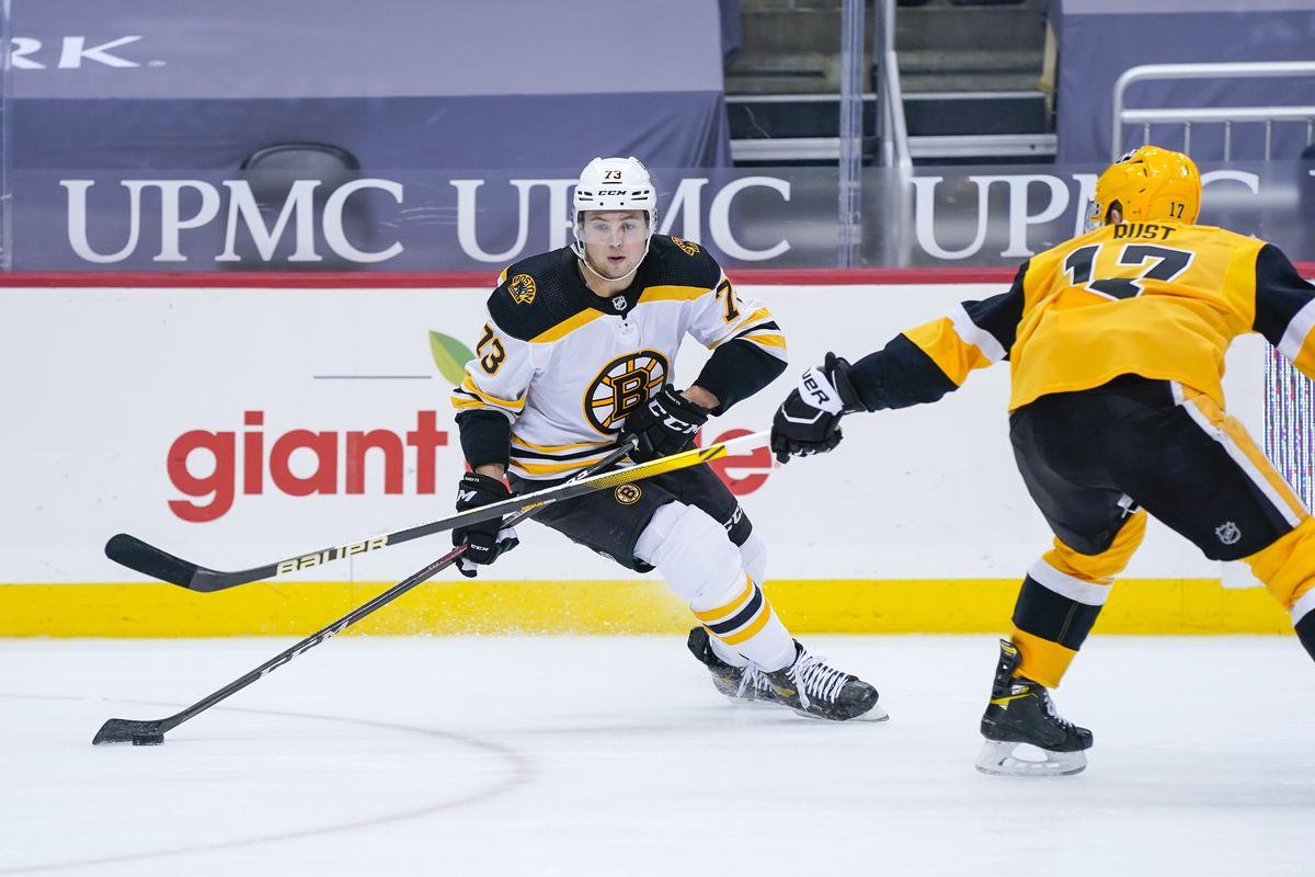 NHL: MAR 16 Bruins at Penguins