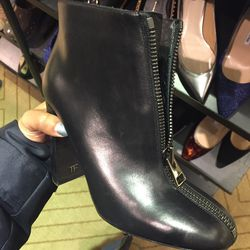 Tom Ford booties, $695