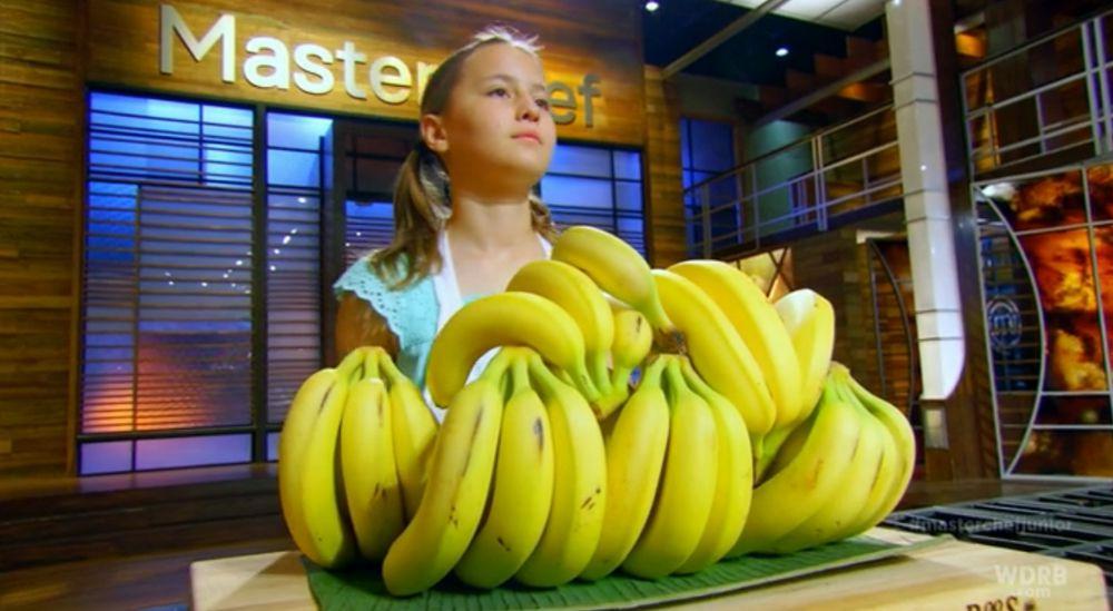 Masterchef Junior Episode 5 Go Bananas Eater