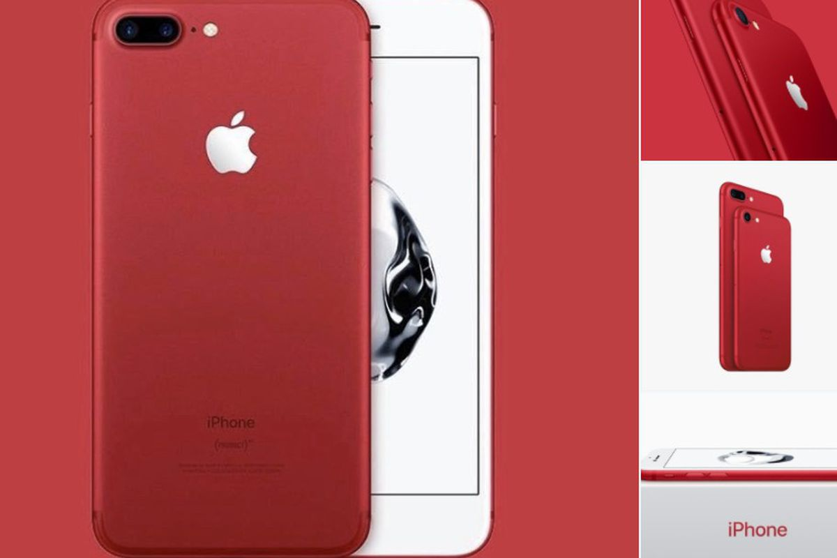 BuzzFeed News reported on Tuesday morning that it will release a new red iPhone alongside a series of new iPads.