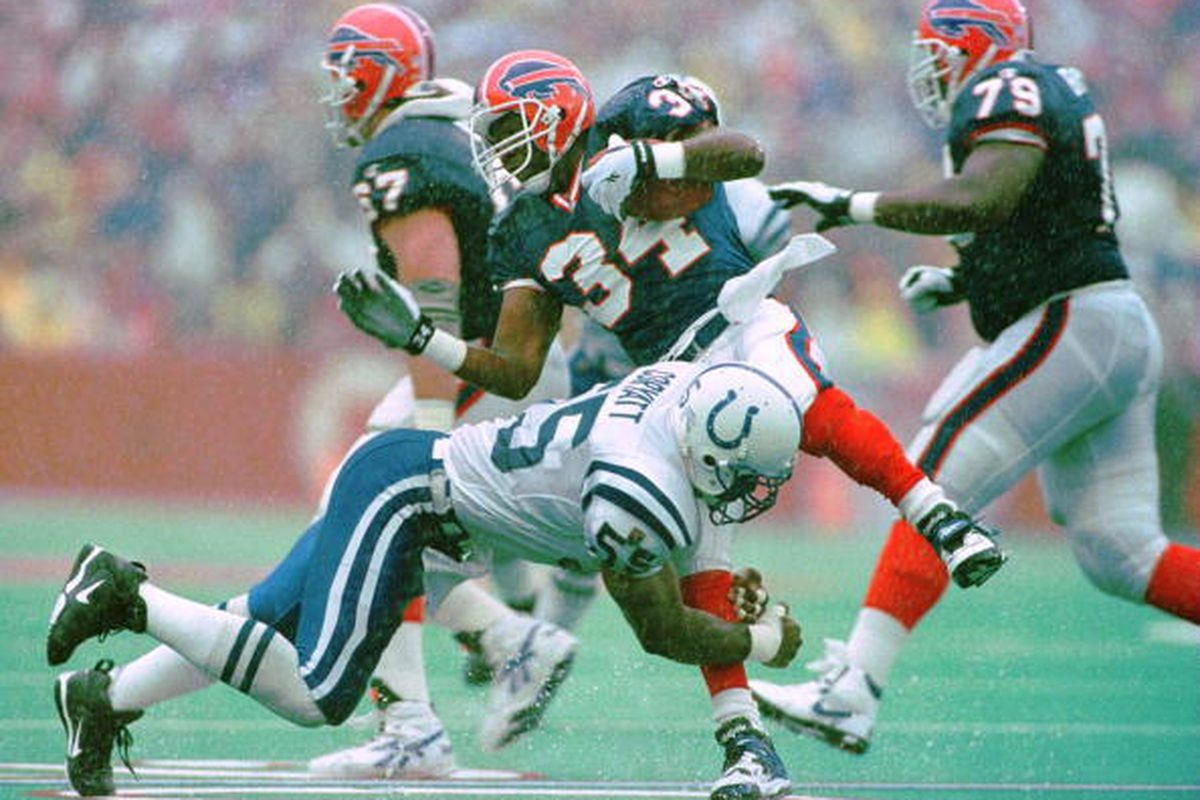 Indianapolis Colts Top 10 Draft Busts And Successes In Franchise History   Quentin Coryatt e18e7f2db