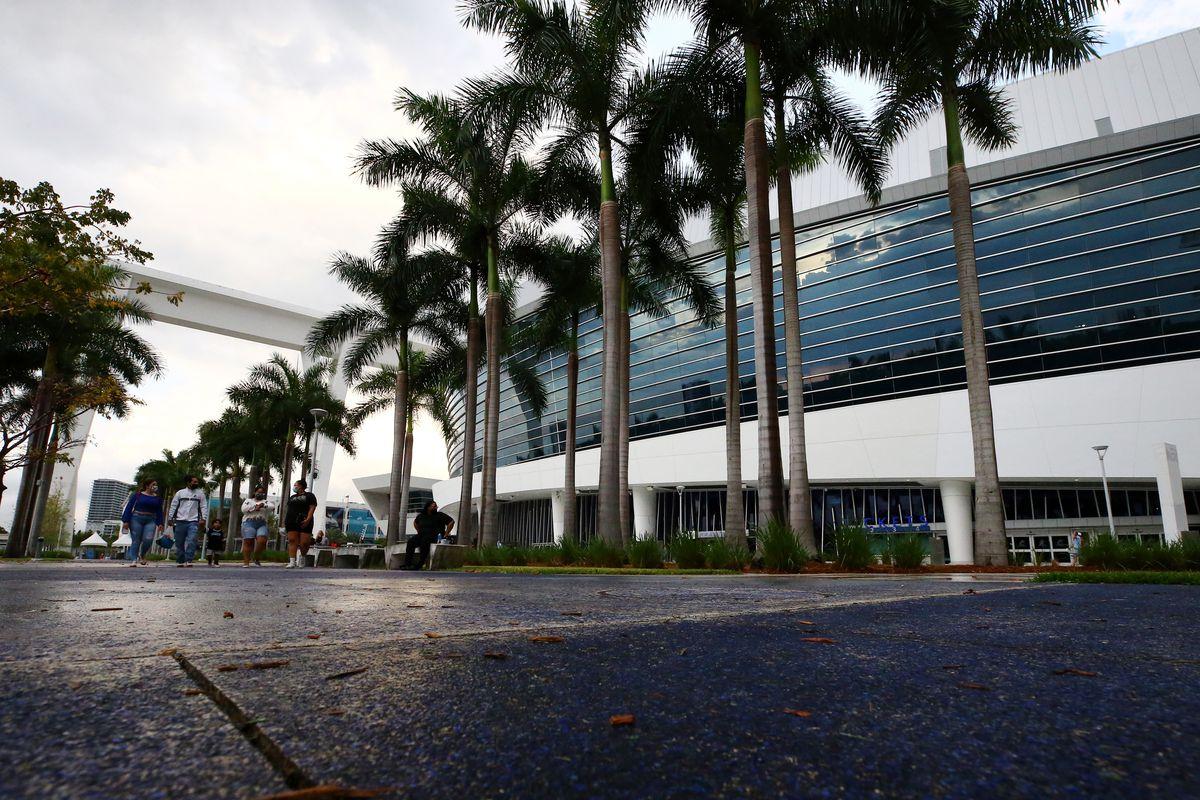 Tampa Bay Rays v. Miami Marlins