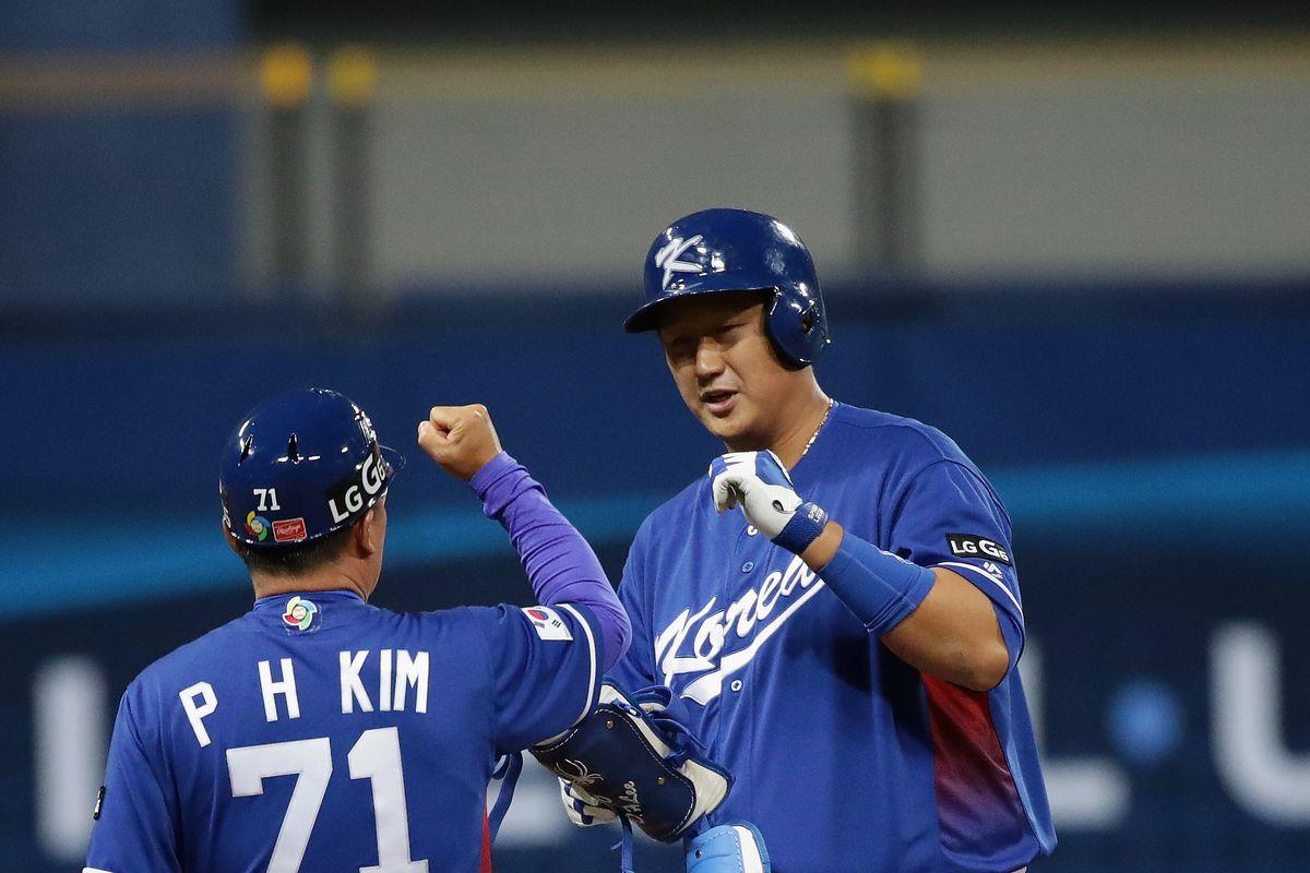 World Baseball Classic - Pool A - Game 6 - South Korea v Chinese Taipei