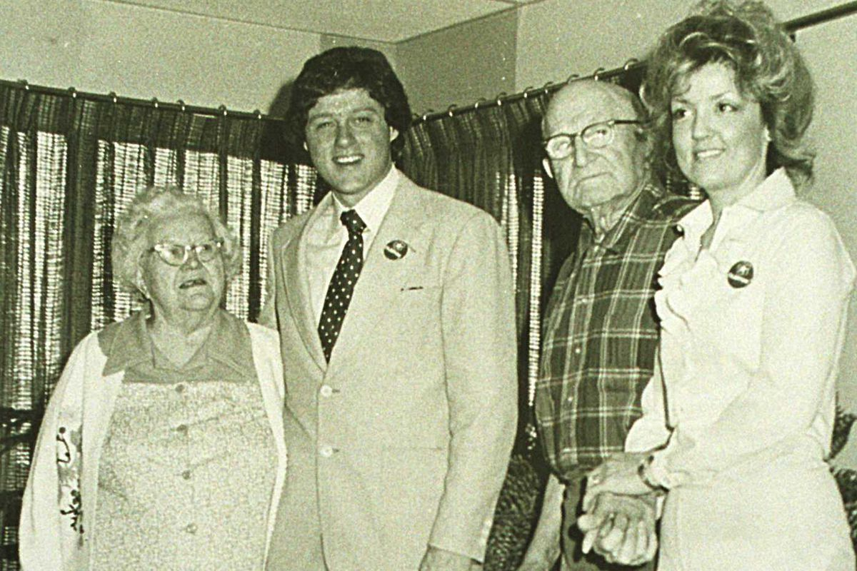 what was bill clinton charged with