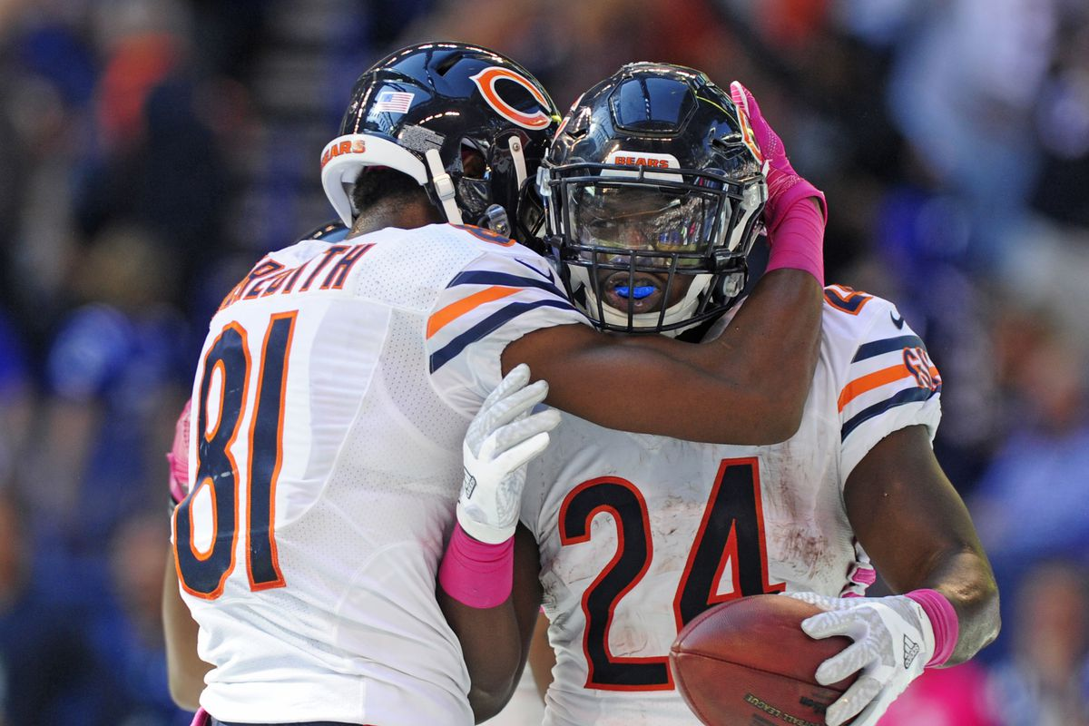 NFL: Chicago Bears at Indianapolis Colts