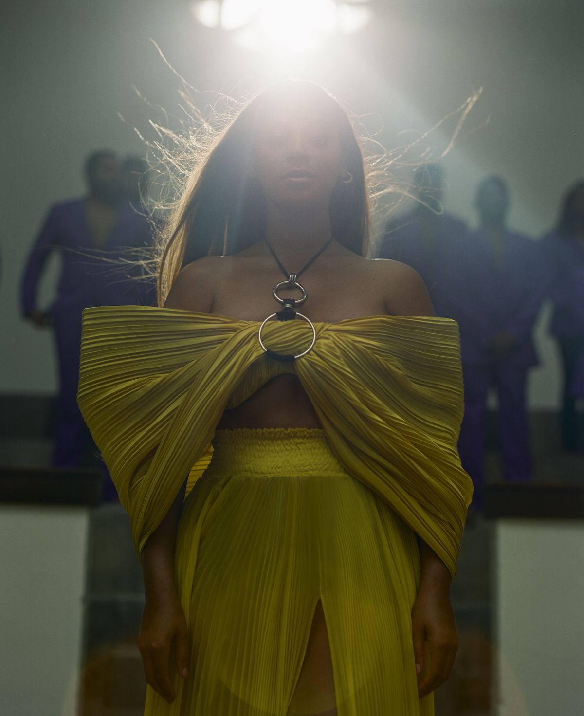 Meet the African goddess at the center of Beyoncé's Black Is King