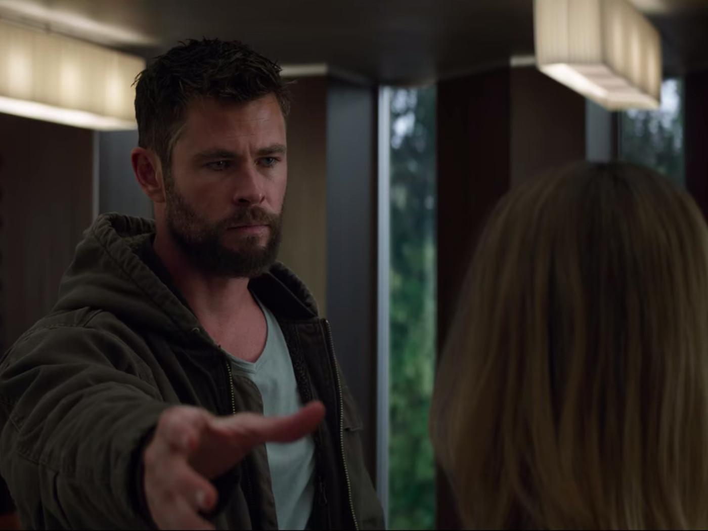 Avengers: Endgame clip tells us exactly where Captain