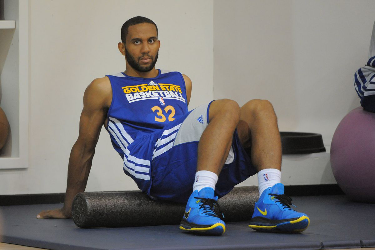 Colorado's Carlon Brown, who was in Golden State Warriors training camp, is among the 15 players on the Santa Cruz Warriors roster.