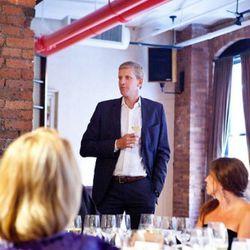 Laurent Drouhin, 4th generation winemaker at Maison Joseph Drouhin