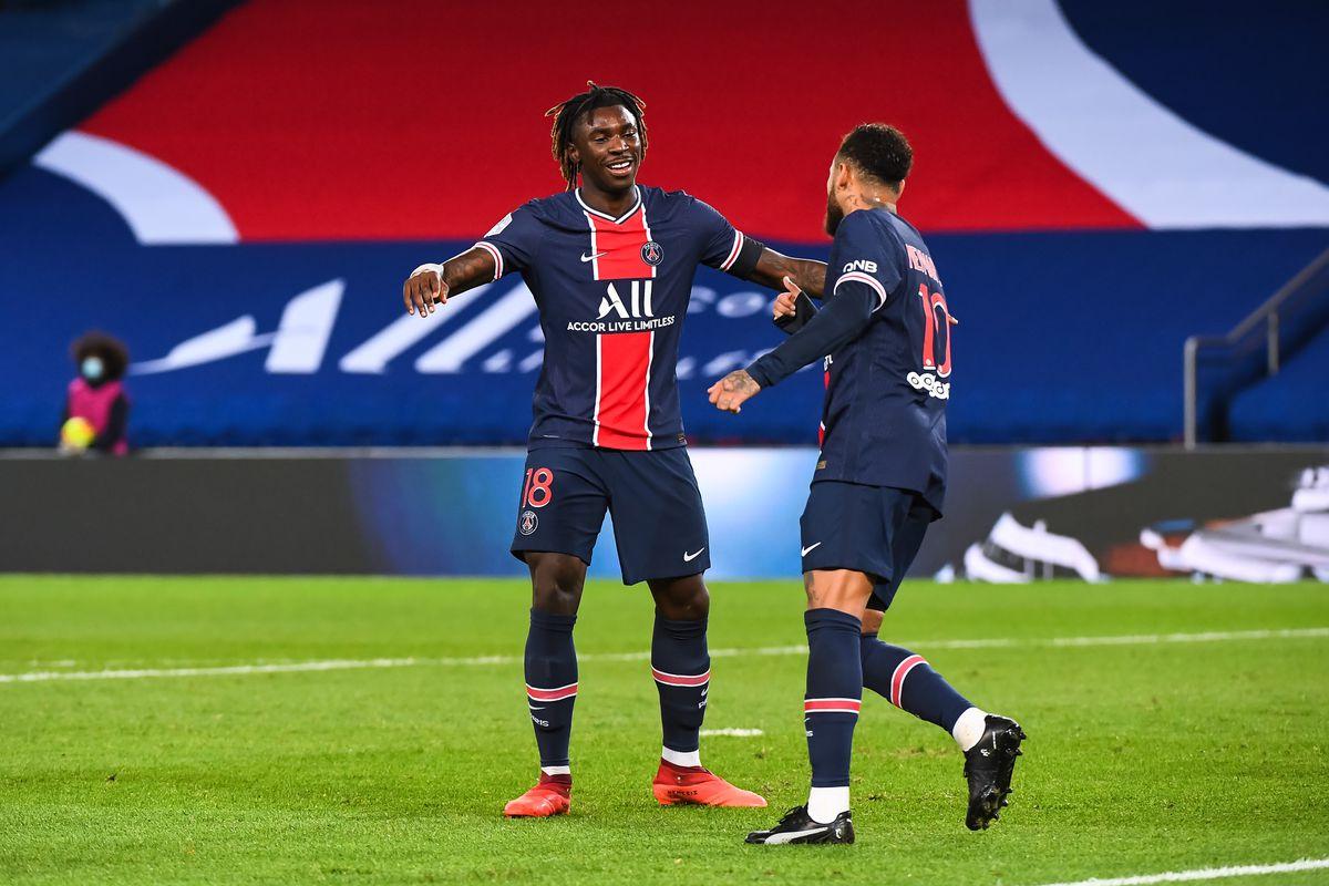 Paris Saint-Germain v Dijon FCO - Ligue 1 Uber Eats