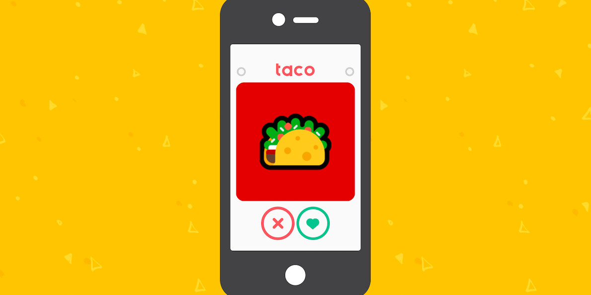 How tacos became a cliché on dating apps like Tinder, Bumble