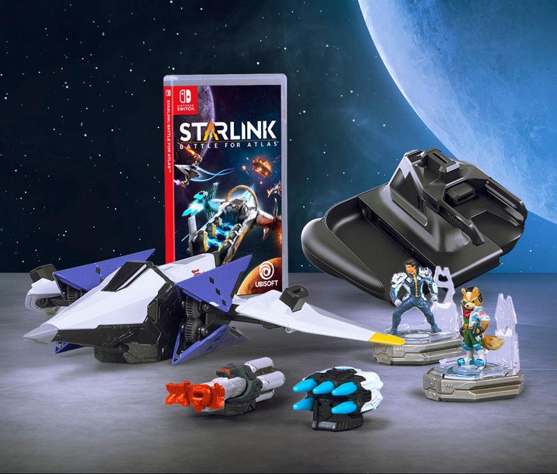 Starlink Battle For Atlas Is A New Toys To Life Game But You Dont