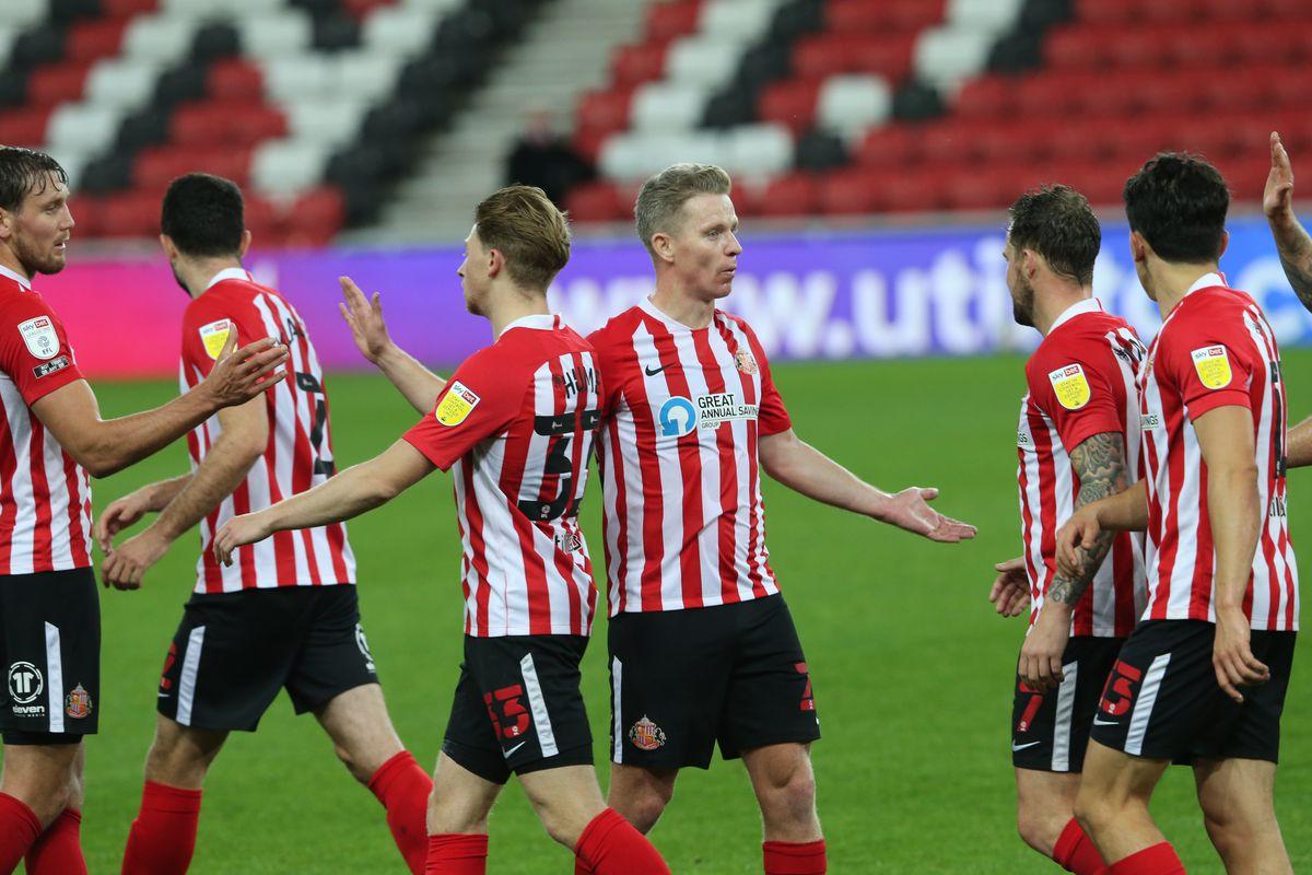 Sunderland v Crewe Alexandra - Sky Bet League One