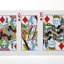 NYC Playing Cards, $55<br />