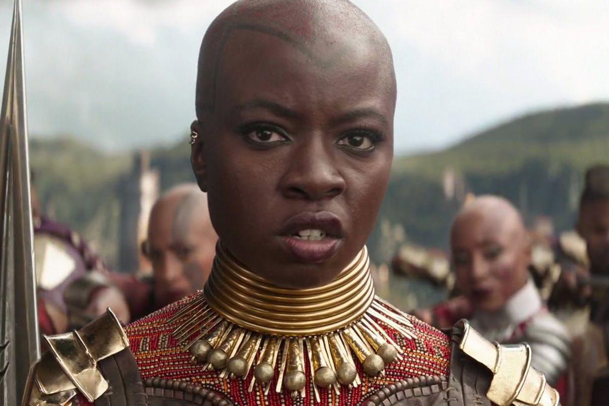 Marvel's Avengers: Infinity War - Danai Gurira as Okoy