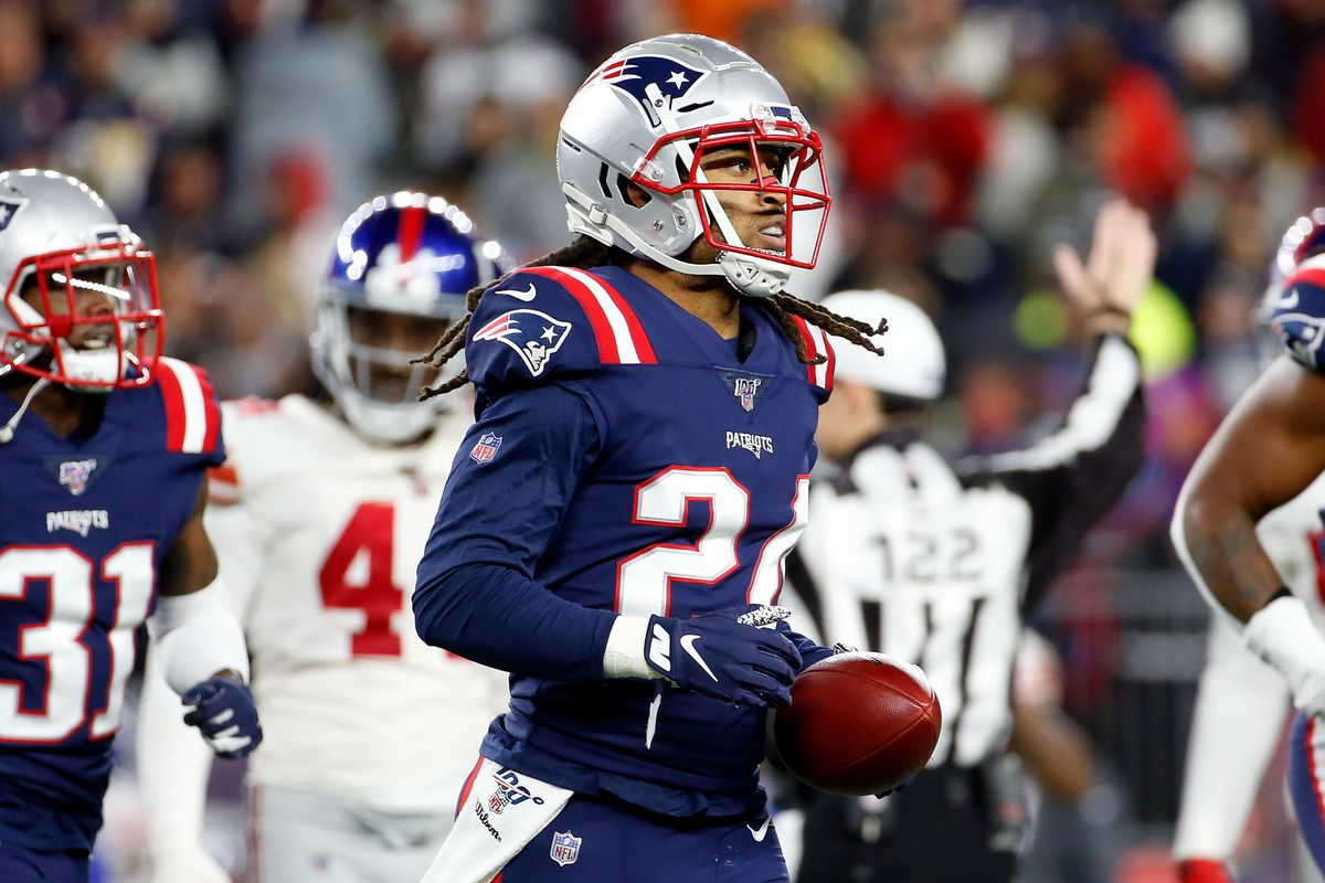 Stephon Gilmore is still the NFL's high-water mark for cornerbacks