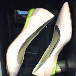 Low heels, $208.50 (originally $695)