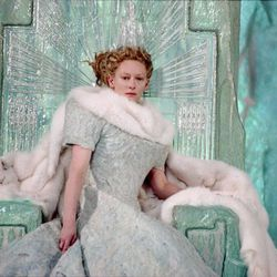 Channel your inner Tilda and go as the White Witch from Narnia.
