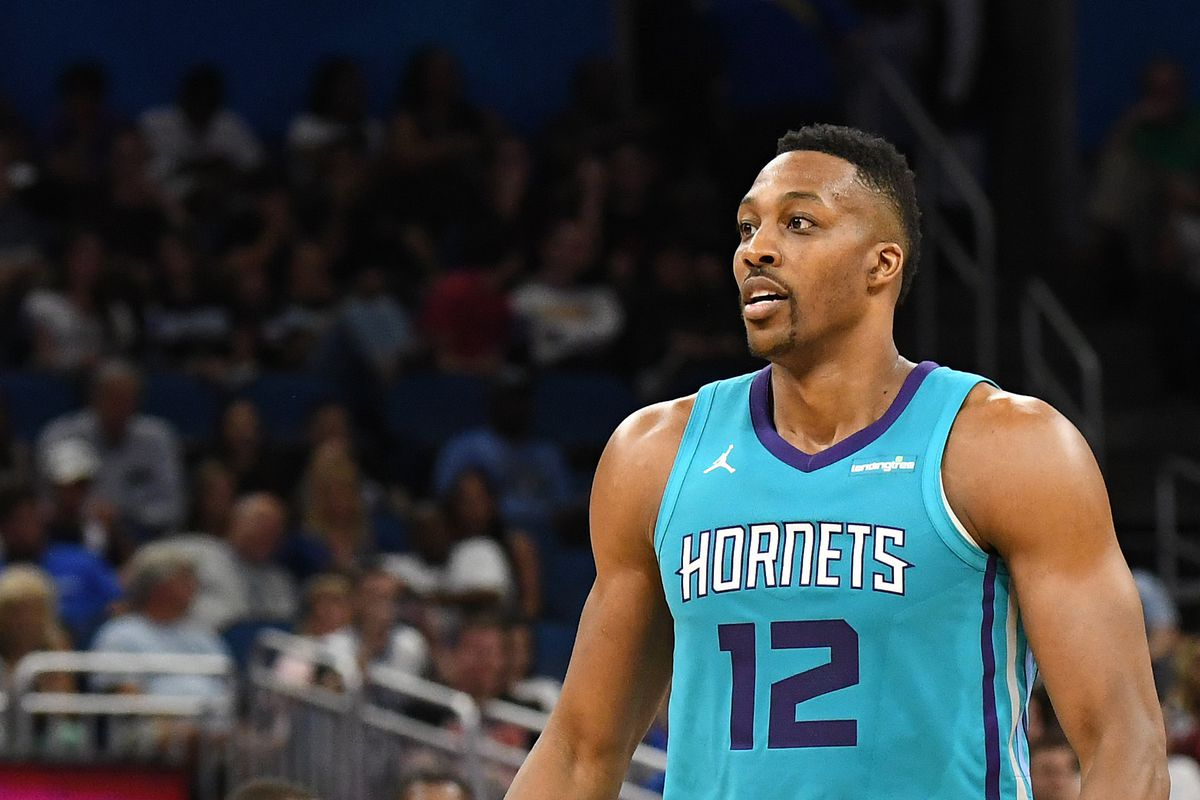 26ae78a88 2018 NBA Free Agency  Wizards officially sign Dwight Howard ...