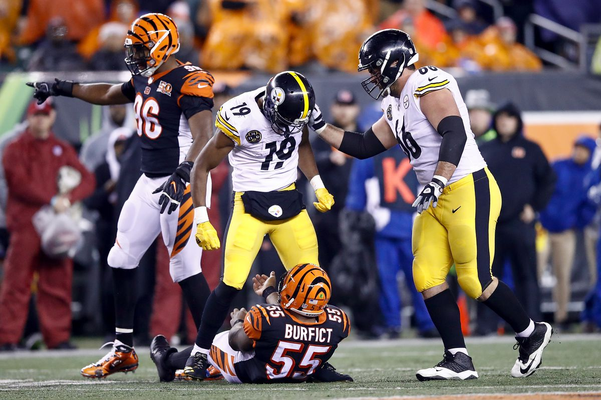 013495c94 The Bengals won't beat the Steelers this Sunday at Paul Brown ...