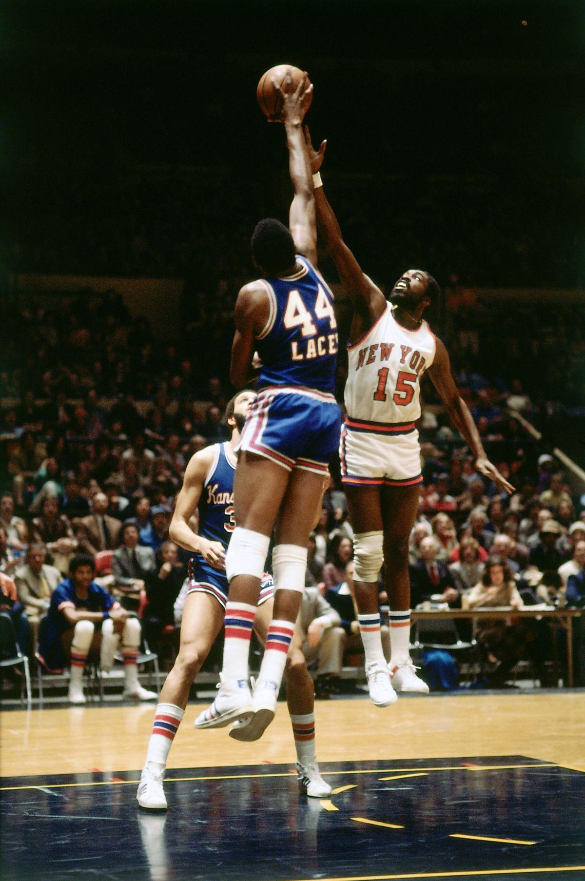 Kansas City Kings v New York Knicks