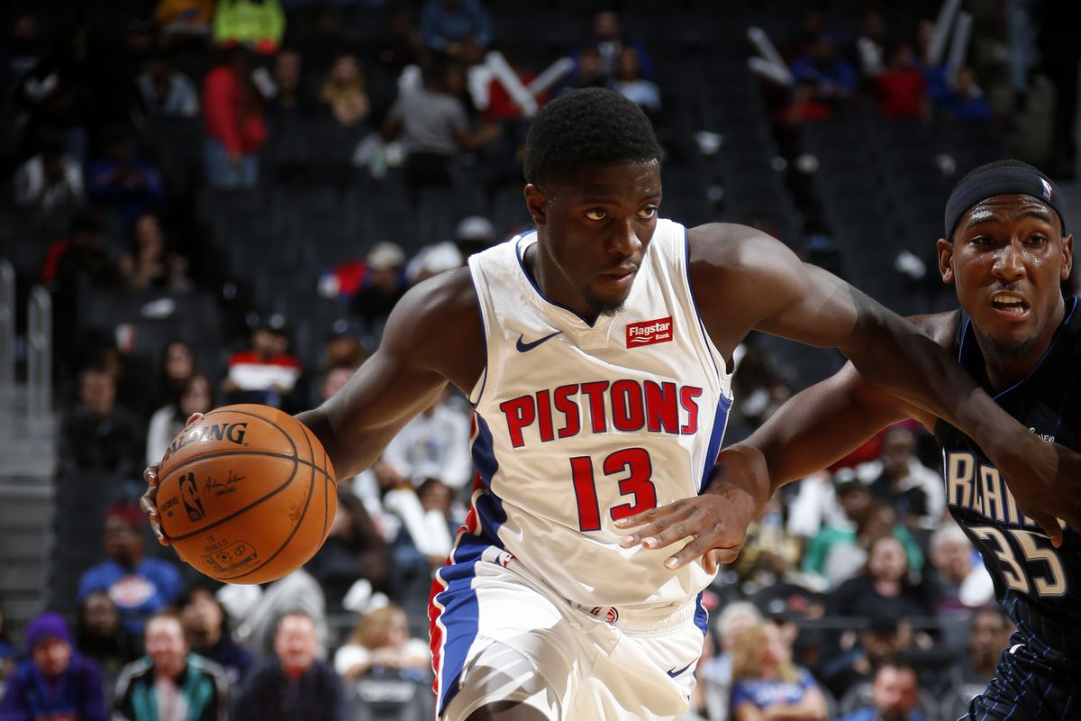 Pistons Tune-Up: We know what Khyri Thomas is - and what he isn't