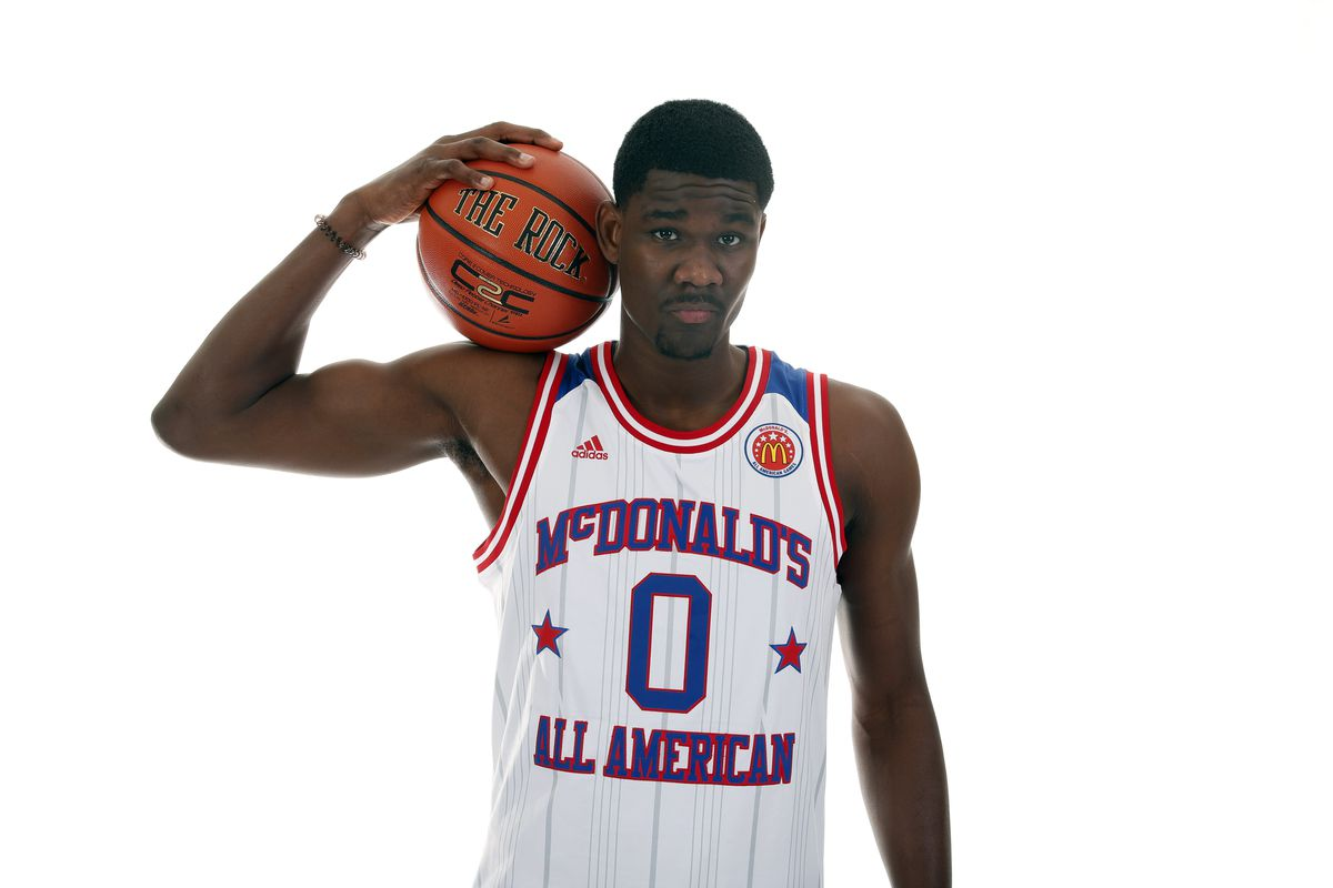 size 40 68803 3a502 Arizona basketball: Wildcats plan to use DeAndre Ayton as a ...