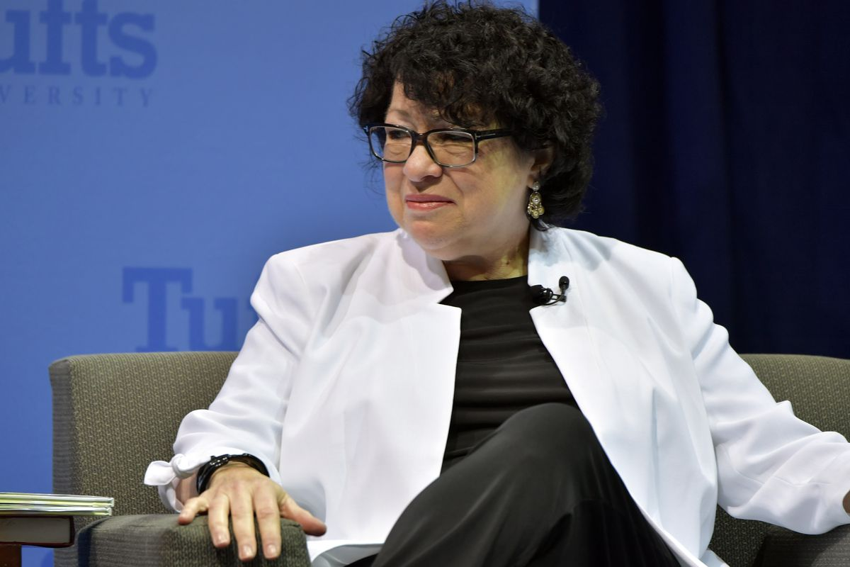 U.S. Supreme Court Justice Sonia Sotomayor In Conversation With Professor Peter Winn