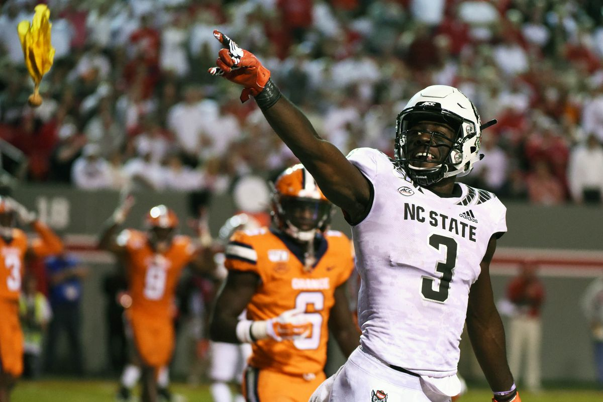 The ACC in SP+, Week 8: NC State climbs for first time in weeks