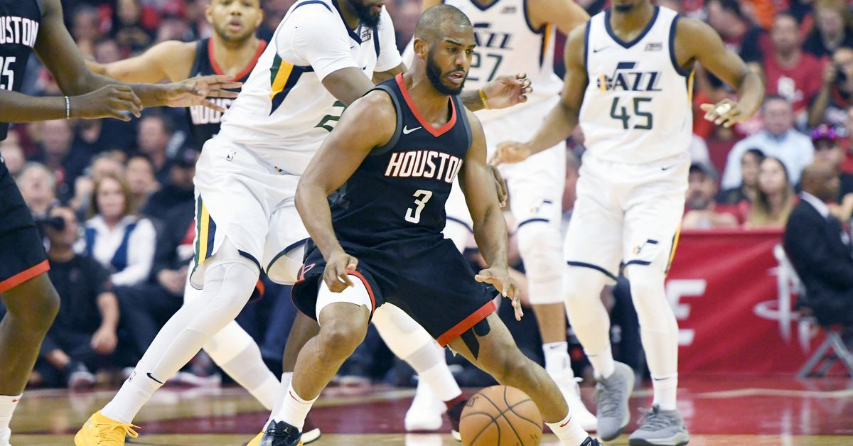 NBA Playoffs 2018: Chris Paul's 41 powers Rockets to Conference Finals - The Dream Shake