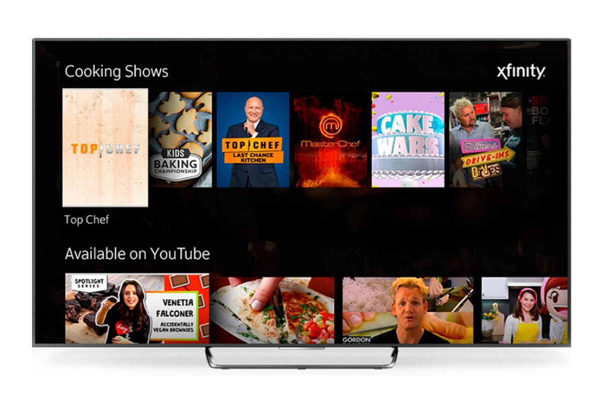 Netflix Amazon Video And Xfinity Are Accidentally Re Creating Cable Tv The Verge