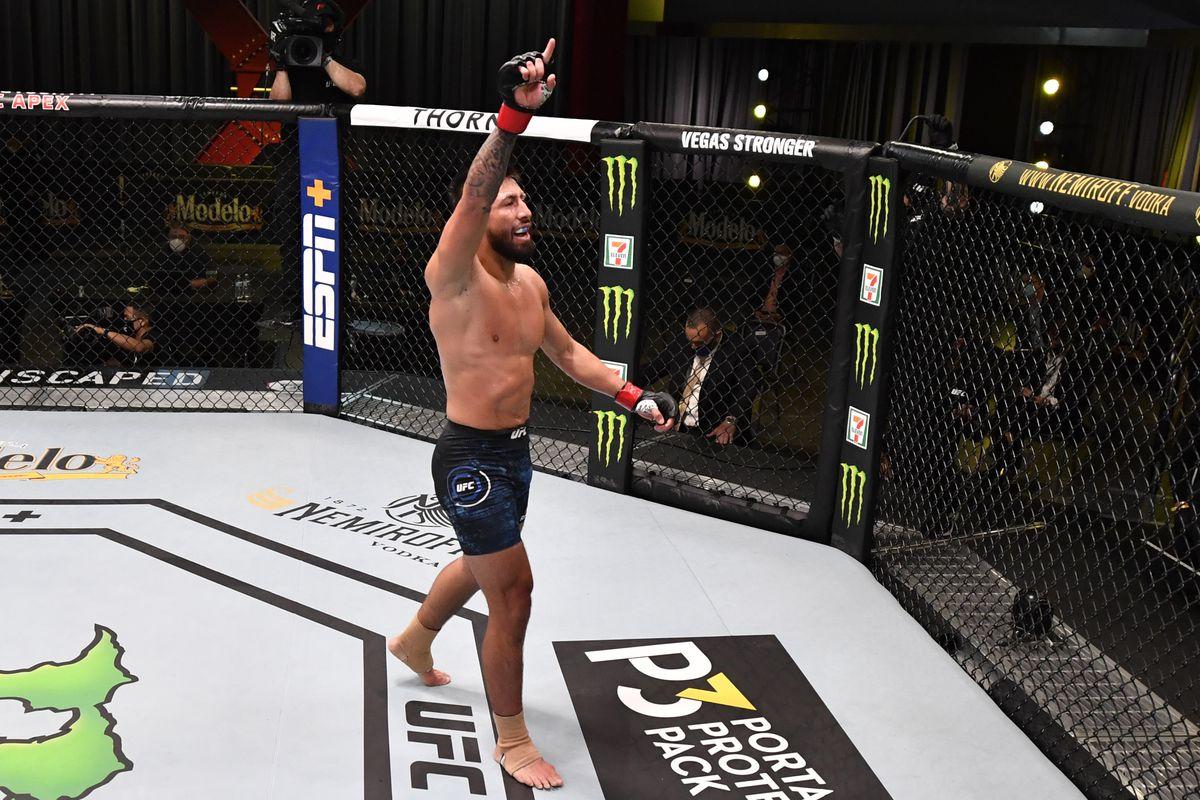 UFC Fight Night: Gutierrez v Morales