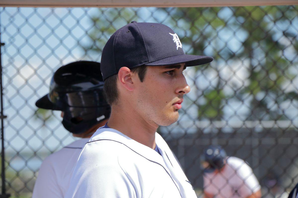 Alex Faedo prospect pitcher
