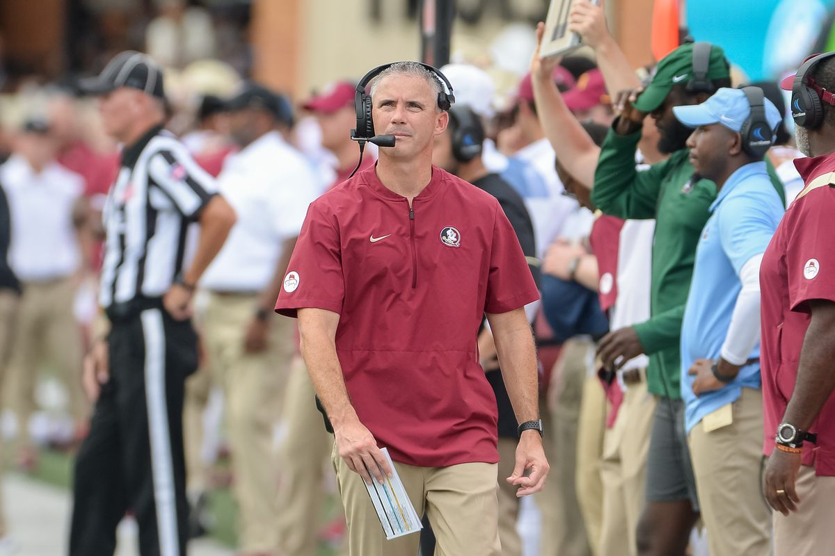 COLLEGE FOOTBALL: SEP 18 Florida State at Wake Forest
