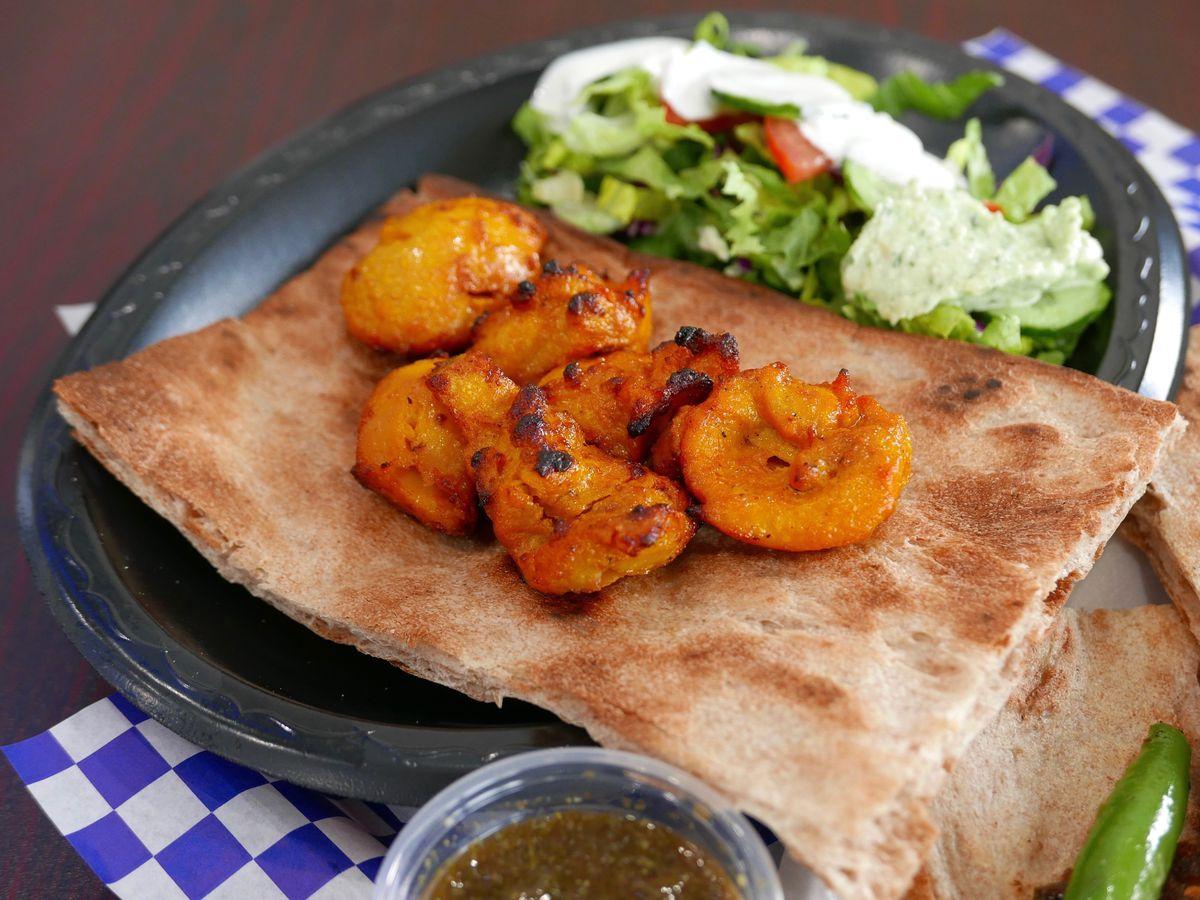 Afghan Food Los Angeles